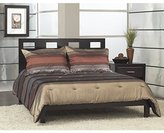 Modus Designs Furniture RV23F6 Nevis Riva Platform Bed, California King, Espresso
