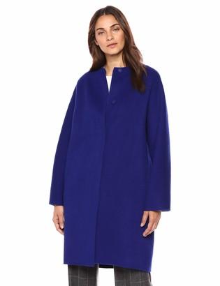 Theory Women's Rounded Coat