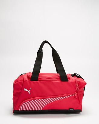 Puma Pink Weekender - Fundamentals Sports Bag - Extra Small - Size One Size, 27 at The Iconic