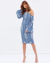 Elliatt Manet Midi Dress