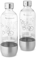 Sodastream Plastic Replacement Bottles Set of 2