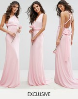 TFNC Wedding Multiway Maxi Dress