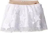 Ikks Tulle Skirt with Cut Out Stars (Toddler/Little Kids/Big Kids)