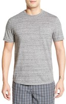 Nordstrom Men's Flecked Crewneck Pocket T-Shirt