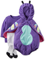 Carter's Baby Girls' 3-Pc. Halloween Butterfly Costume