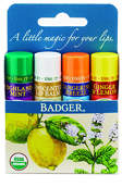 Badger Classic Lip Kit - Blue 4 x 4.2g