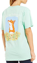 Royce Chin Up Buttercup Graphic Pocket Tee