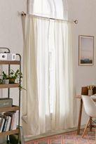 Urban Outfitters Cotton Slub Curtain