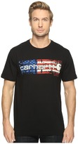 Carhartt Lubbock Graphic Distressed Flag Short Sleeve T-Shirt Men's T Shirt