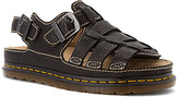 Dr. Martens Men's 8092 Fisherman Sandal