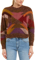 Isabel Marant Wool & Mohair-Blend Sweater