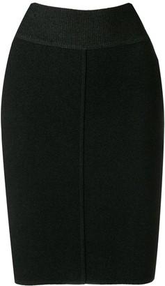 Alaïa Pre-Owned Mini Tube Skirt