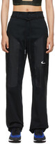 Thumbnail for your product : Nike Black Off-White Edition NRG I Trousers