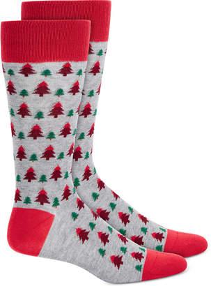 Alfani Men Tree Socks