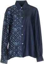 Versus Denim shirts - Item 42589492