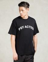 PAM Black Psy Active T-shirt
