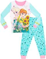 Disney Frozen Girls' Frozen Pajamas