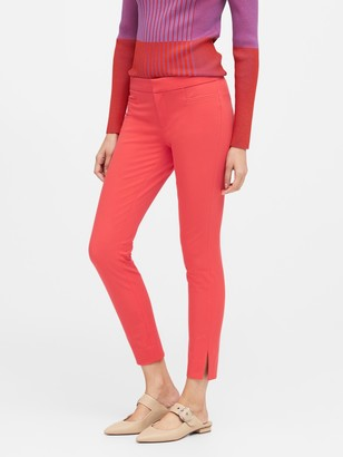 Banana Republic Petite Modern Sloan Skinny-Fit Washable Pant