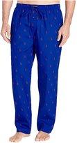 Polo Ralph Lauren Printed Woven Pajama Pants, M