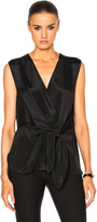 3.1 Phillip Lim Sleeveless Front Knot Top