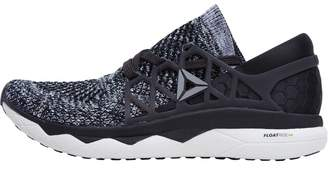 Reebok Mens Floatride Run Neutral Running Shoes Black/Coal/White