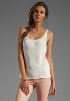 Silk Refined Scoopneck Tank
