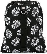 Dolce & Gabbana leaf print bag