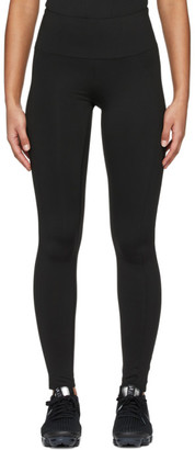 Ernest Leoty Black Perform Leggings