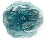 Gucci Broche fleur en soie