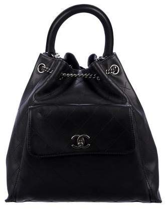 bf591bba7bab Chanel Black Women's Backpacks - ShopStyle