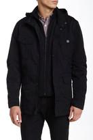 Cole Haan Field Jacket & Removable Vest