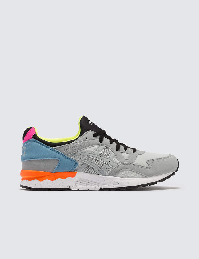 save off f58ea 760c0 Asics Grey Rubber Sole Shoes For Men - ShopStyle Canada