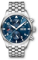 IWC Men's Swiss Quartz Stainless Steel Watch, Color:-Toned (Model: IW377717)