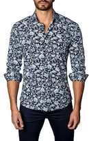 Jared Lang Paisley Cotton Sportshirt