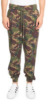 Off-White Camouflage-Print Sweatpants