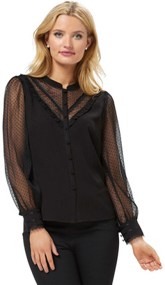 Review Oh Victoria Blouse