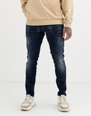G Star G-Star skinny fit jeans in mid wash