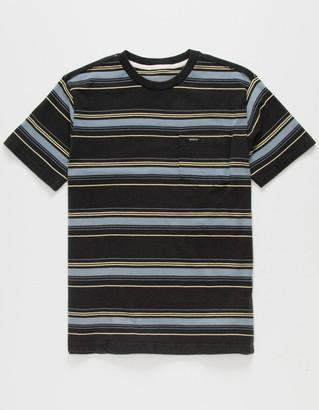 RVCA Bez Stripe Boys T-Shirt