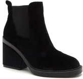 Qupid Black Marney Ankle Boot