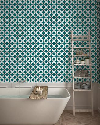 Tempaper Terrazzo Star Removable Wallpaper