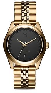 MVMT Rise Link Bracelet Watch, 39mm
