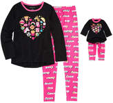 DOLLIE AND ME Dollie And Me 2-pc. Pant Pajama Set Girls