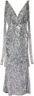 Rachel Gilbert Jacinta V-neck dress
