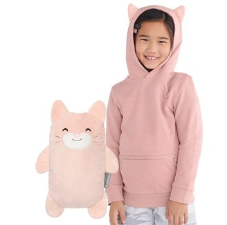 Cubcoats Kali The Kitty 2-In-1 Transforming Pullover Plushie (3t)