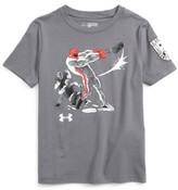 Under Armour Boy's John Henry Graphic Heatgear T-Shirt