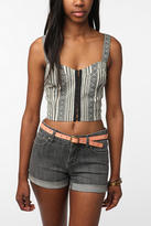 Urban Outfitters Lucca Couture Cutout Bustier