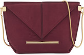 Roland Mouret Mini Classico leather cross-body bag
