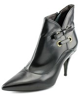 Viktor & Rolf Vi9064 Pointed Toe Leather Ankle Boot.