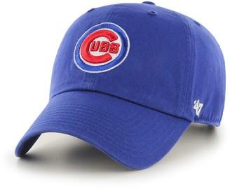 '47 Adult Chicago Cubs Clean Up Adjustable Cap