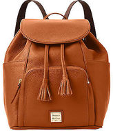 Dooney & Bourke Pebble Grain Leather Backpack